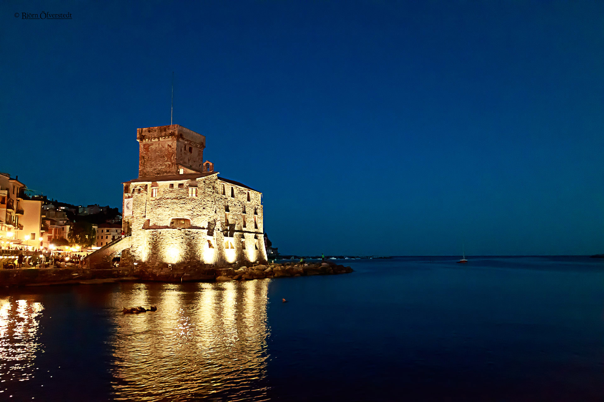 Fort in Rapallo